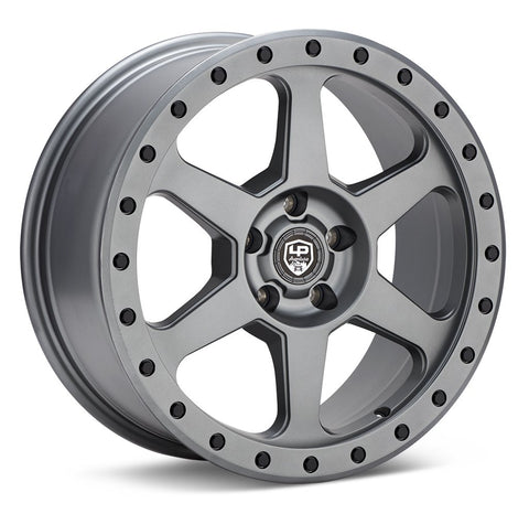 LP Aventure wheels - LP3 - 17x8 ET38 5x114.3 - Matte Grey