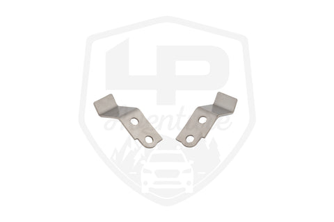 LP Aventure front subframe support plate guards