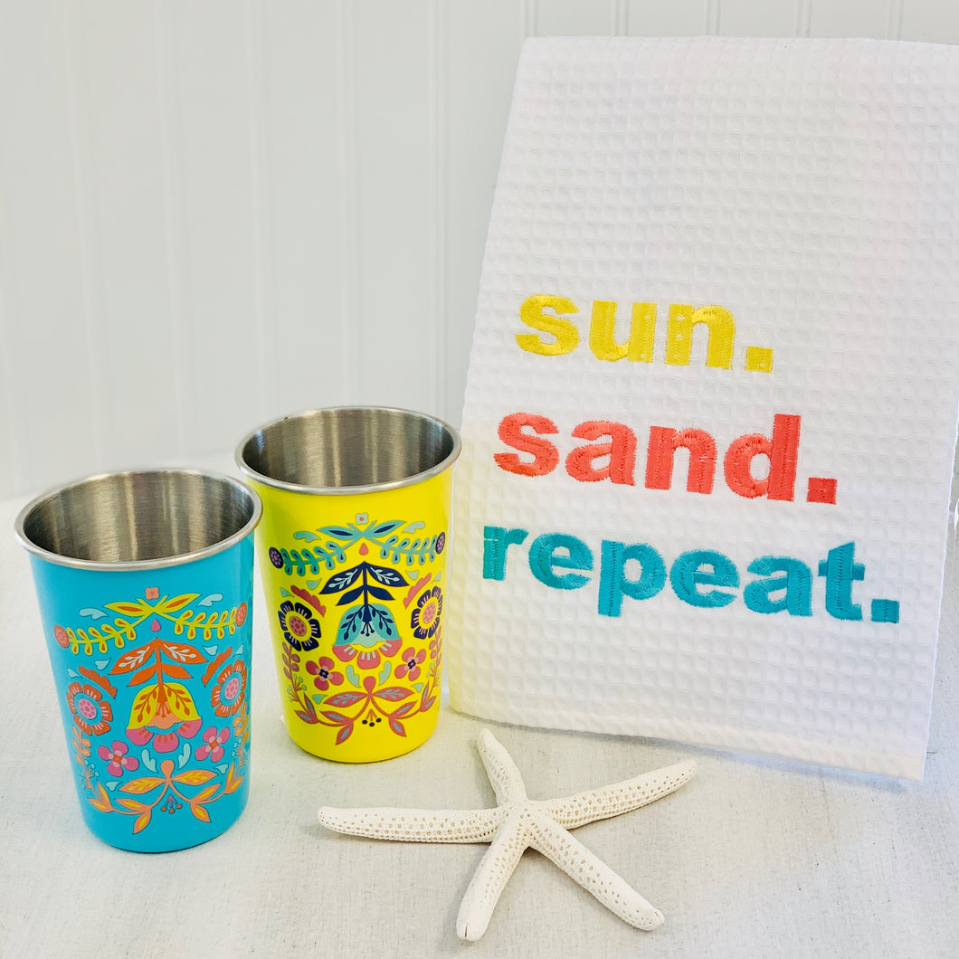 Sun Sand Repeat Collection