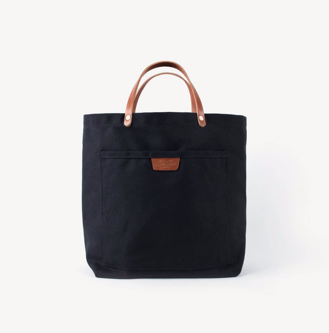 Coal Tote Bag - Black