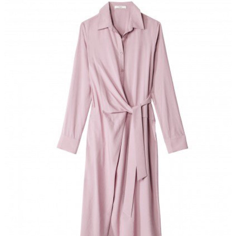 Tibi Viscose Twill Shirtdress