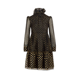 Dotted Swiss Dress