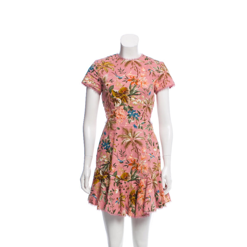 Zimmermann Floral Dress
