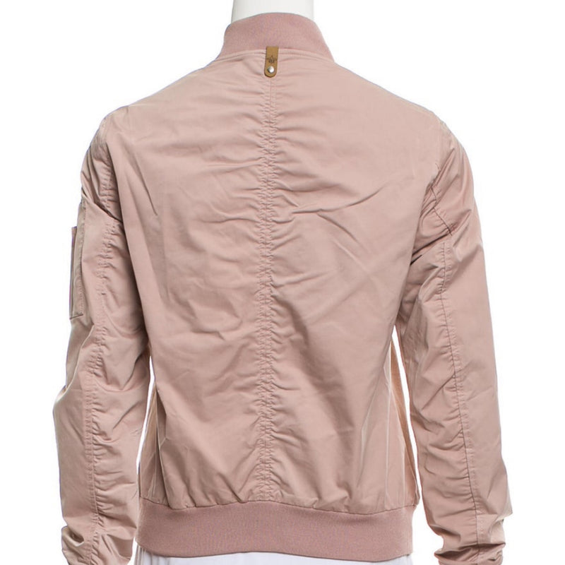 Mackage Vimka Suede And Satin Bomber