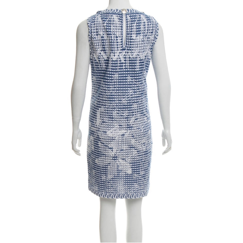 Chanel Knit A Line Dress