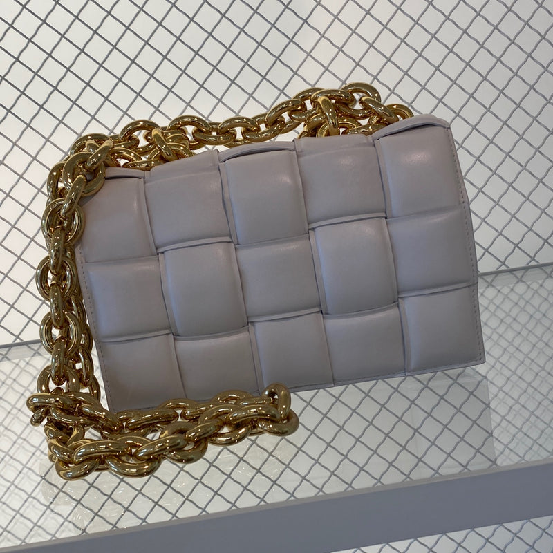 Bottega Veneta Chain Cassette Bag