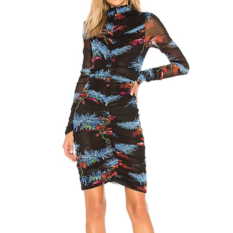 Diane von Furstenberg Olivia Mini Dress