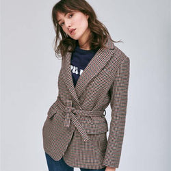 Tara Jarmon Bordeaux Jacket