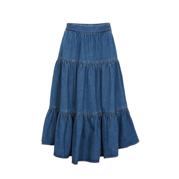 Céline Denim Skirt