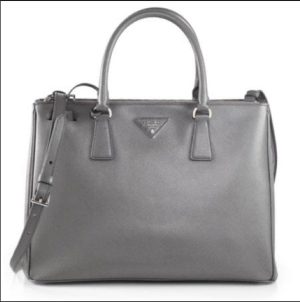 Prada Galleria Medium Saffiano Leather Bag