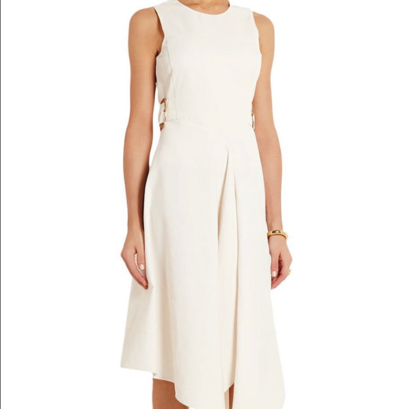 Stella McCartney Textured Midi Dress