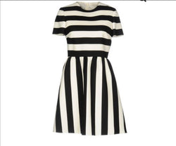 Valentino Striped Dress