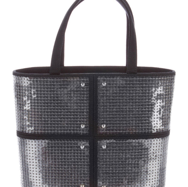 Tod's Sequin Mini Handle Tote