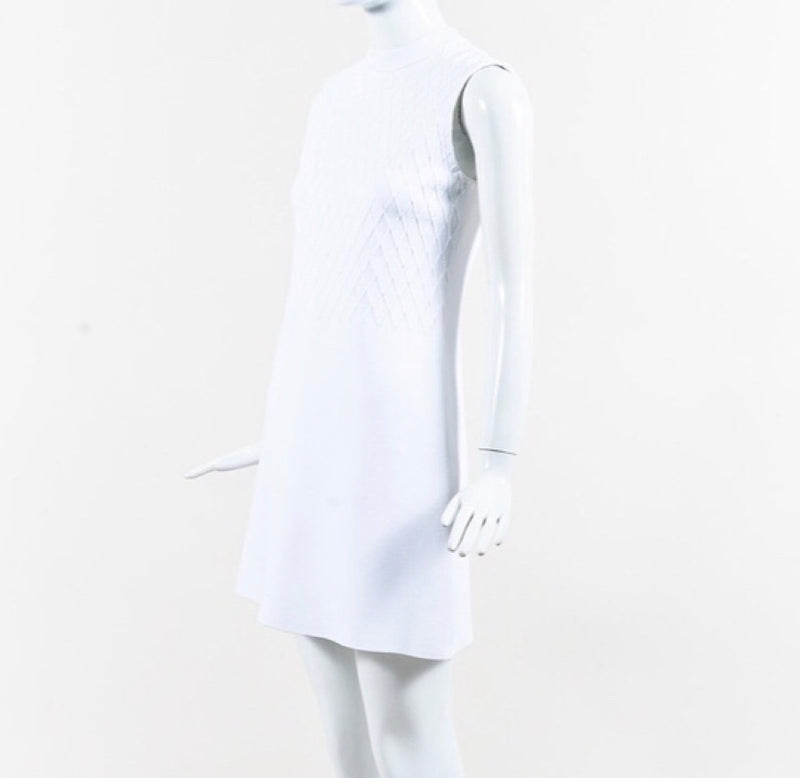 Christian Dior Knit Sleeveless Dress