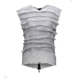 Maticevski Cross Cut Top