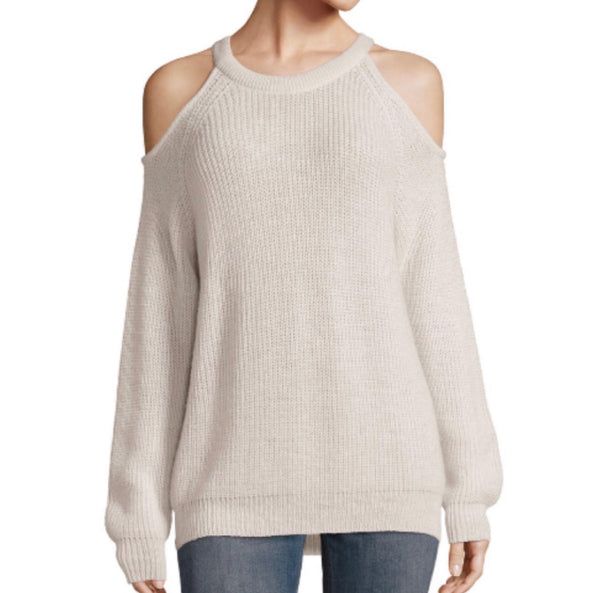 Iro Cold Shoulder Sweater