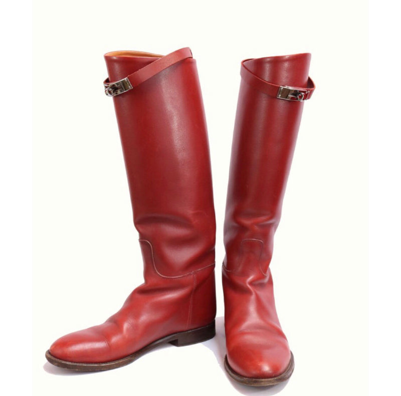 Hermès Jumping Riding Boots