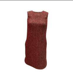 Loro Piana Tweed Shift Dress