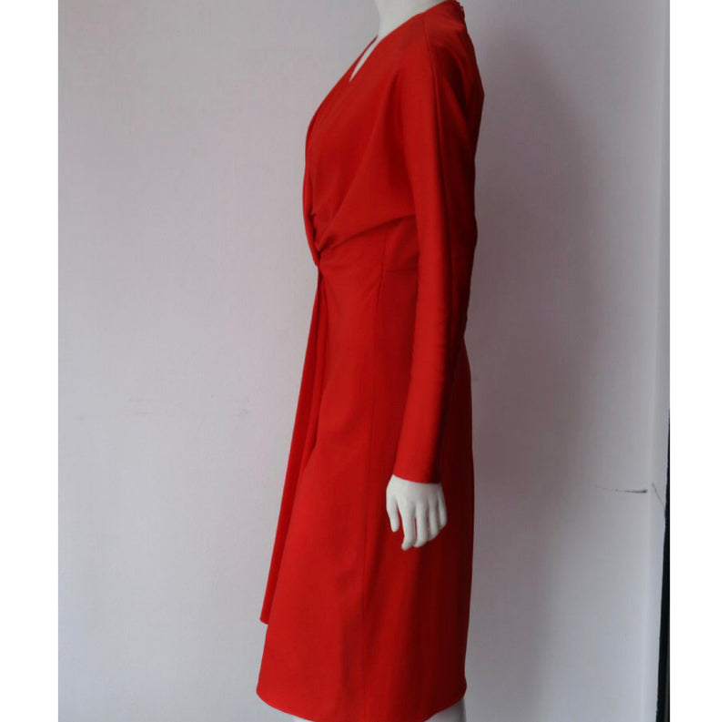Victoria Beckham Long Sleeve Dress
