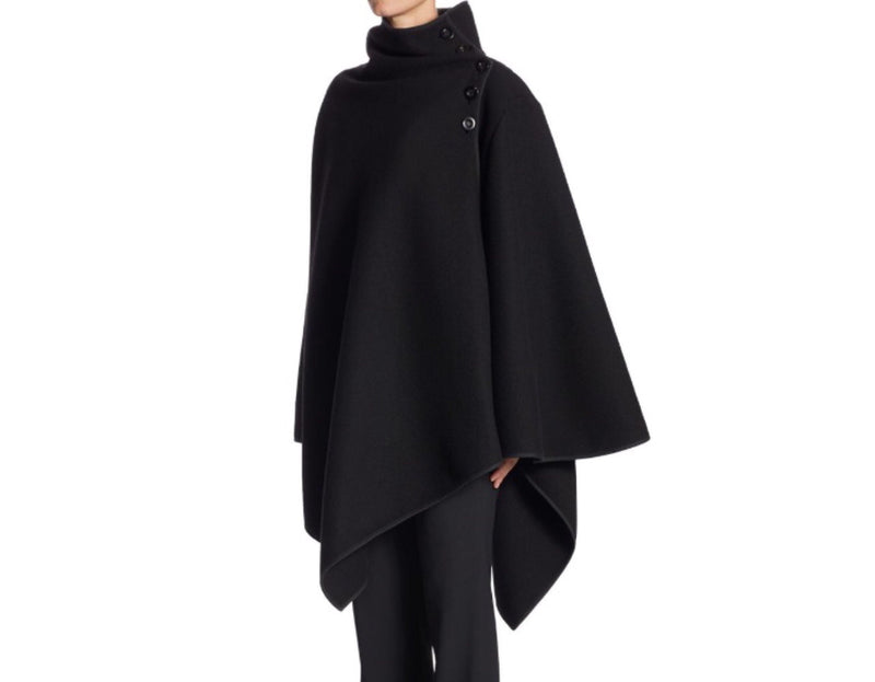 Chloé Iconic Buttoned Cape