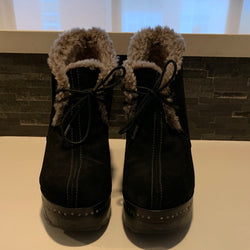 Rag & Bone Shearling Lined Booties