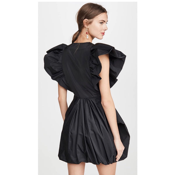 Philosophy di Lorenzo Serafini V-neck Mini Dress