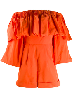 Valentino Bow Detail Playsuit