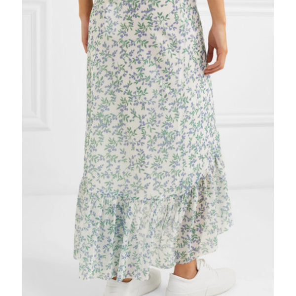 Ganni Tilden Wrap Skirt