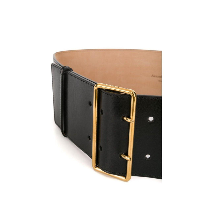 Alexander McQueen Military High Waist Belt