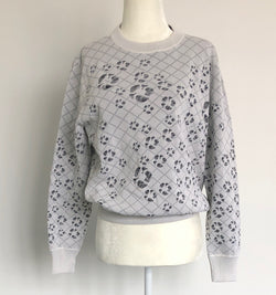 Chanel Shredded Pullover
