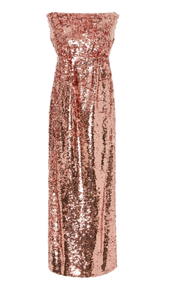 Emilia Wickstead Cyrus Sequin Dress