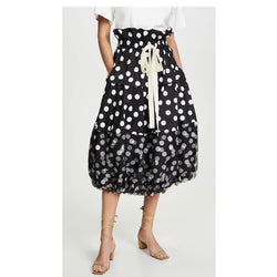 Lee Mathews Cherry Spot Balloon Skirt