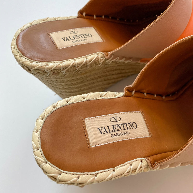 Valentino 'Stripes 1975' Sandals