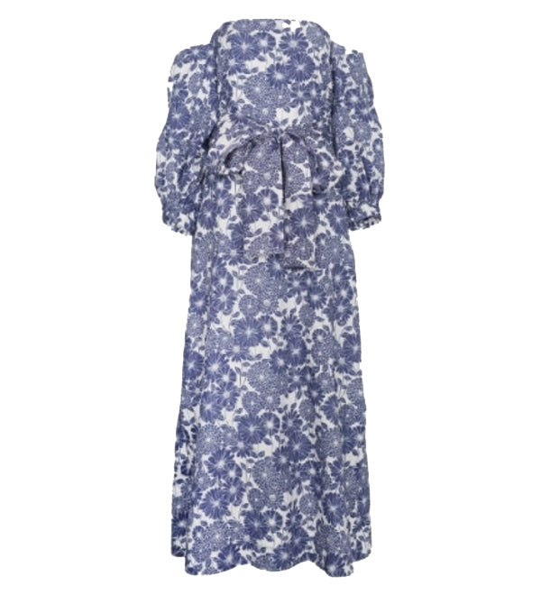 Lisa Marie Fernandez Rosie Linen Dress