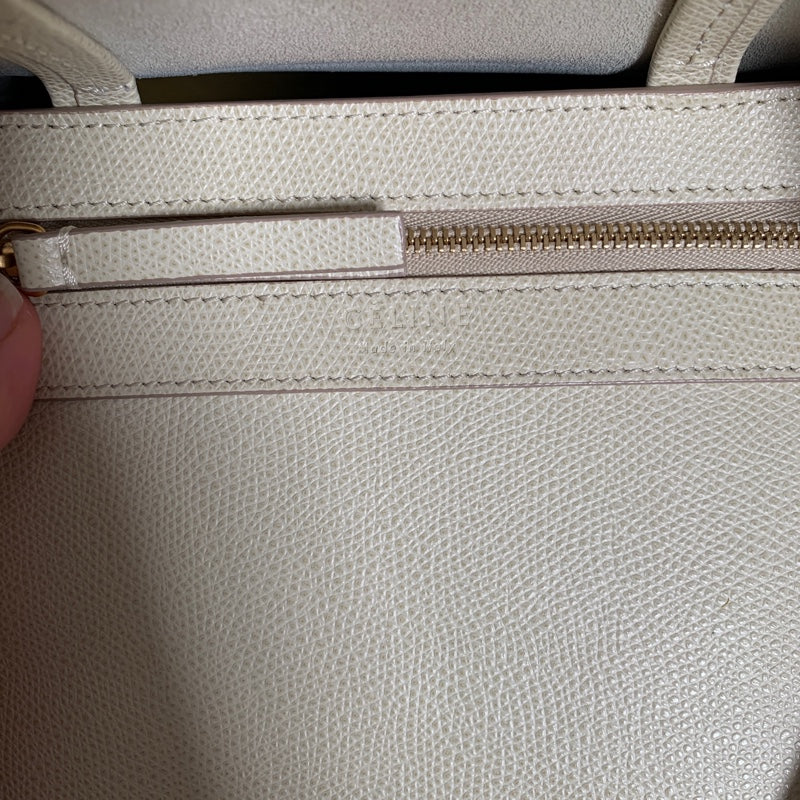 Céline Small Vertical Cabas Tote Bag