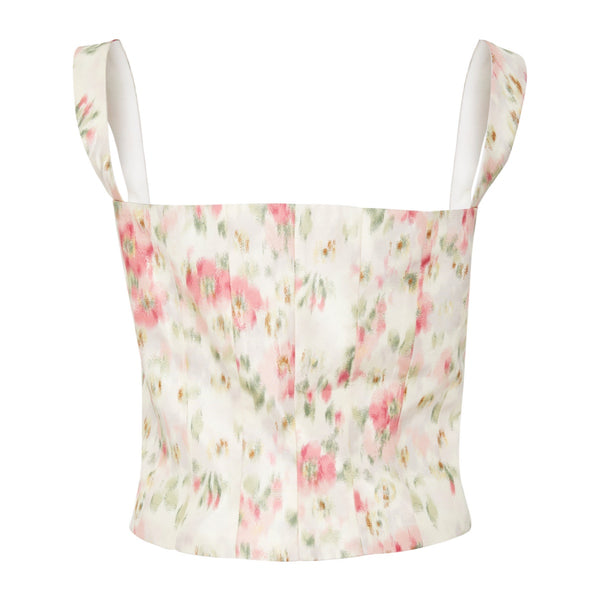 Brock Collection Tayten Corset Top