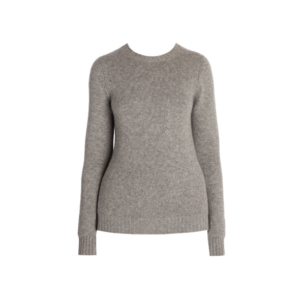 Prada Cutout Rib Knit Sweater