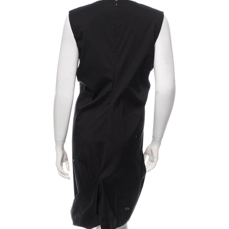 Calvin Klein Collection Draped Knee Length Dress