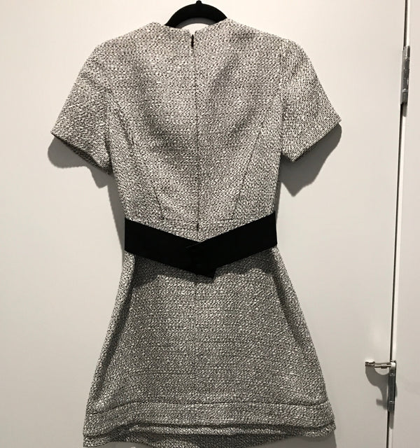 Proenza Schouler Belted Dress