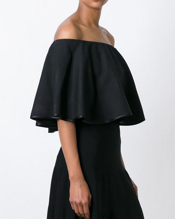 Rosetta Getty Off-the-Shoulder Top