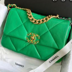 Chanel 19 Quilted Flap Bag
