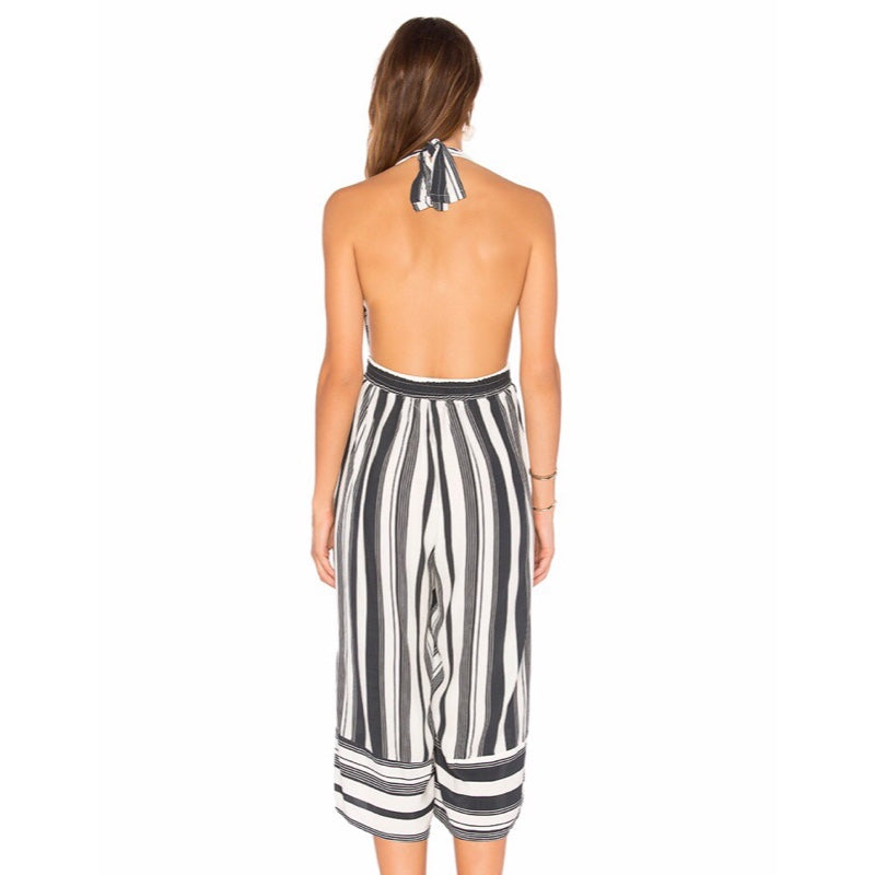 Faithfull Stripe Jumpsuit