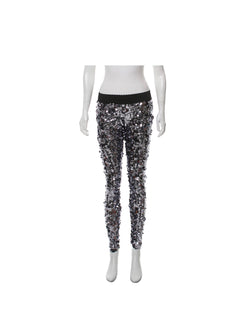 Dolce & Gabbana Sequin Pants