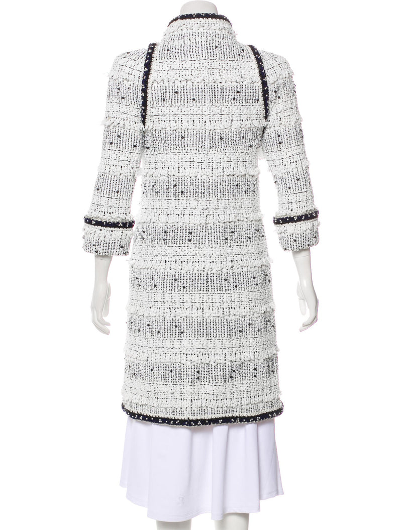 Chanel Fantasy Tweed Coat