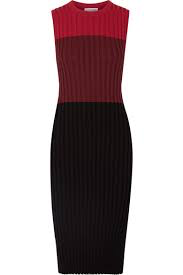 Altuzarra Mariana Ribbed Dress