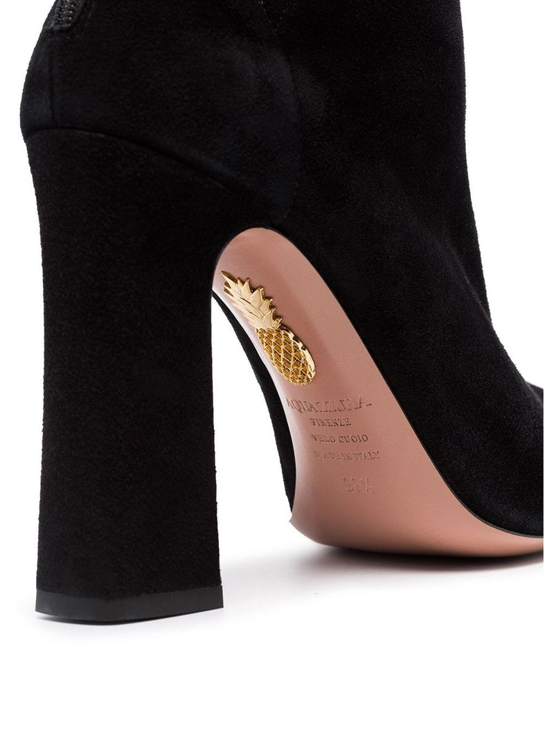 Aquazzura Saint Honore Booties