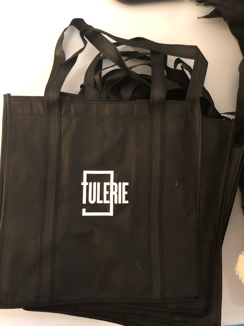 Tulerie Reusable Canvas Bag