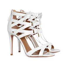 Aquazzura Beverly Hills Strappy Sandals