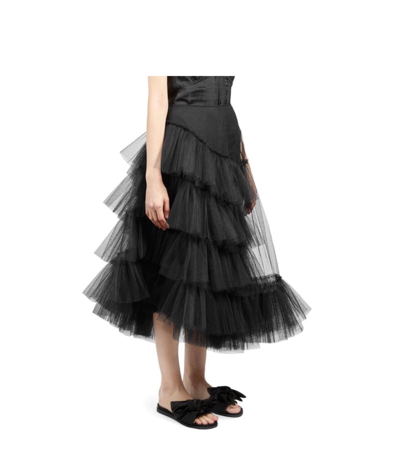 Simone Rocha Tulle Layered Skirt