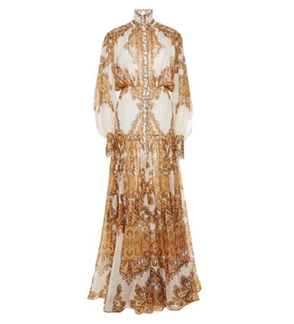 Zimmermann Zippy Billow Dress